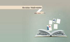 Revistas Modernistas