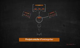 Projet crèche d'entreprise