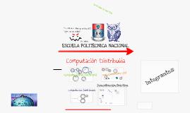 Copy of Computación Distribuida
