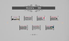 History - ISU