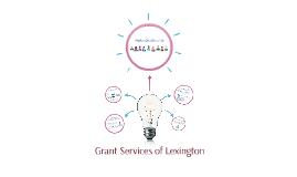 Grant Services of Lexington