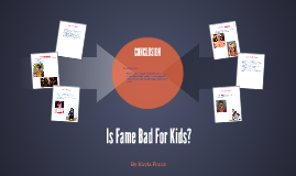 Is Fame Bad For Kids?
