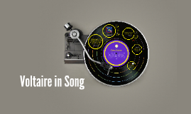 Voltaire in Song