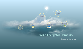 Wind Energy for Home Use