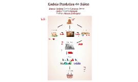 Cadeia Produtiva do Suíno