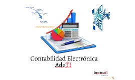AdeTI Contabilidad Electrónica