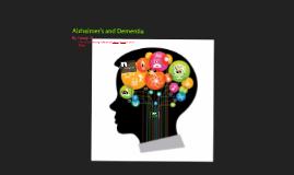 ADHD and Dementia