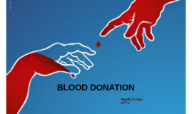 Copy of BLOOD DONATION