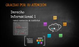 Copy of Derecho Internacional 1