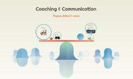 Coaching & Communication