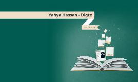 Yahya hassan digtsamling online dating