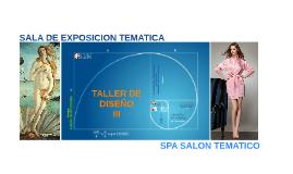 TALLER DE DISEÑO