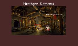 Hrothgar Seminar
