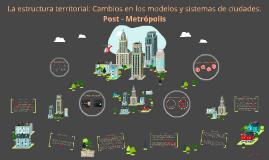 Post-Metrópolis Ahumada/Lomeli/Muñoz