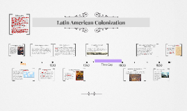 Latin American Colonazation