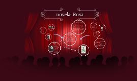 novela  Rusa