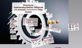 Gear Oil Webinar