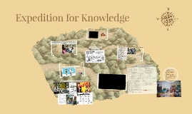 Expedition for Knowledge