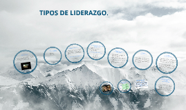 Copy of Copy of Tipos de Liderazgo