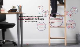 Copy of Personalentwicklung und Karrierepolitik in der Praxis