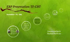EBP Presentation: TF-CBT
