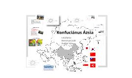 Konfuciánus Ázsia