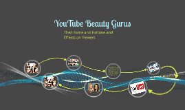 YouTube Beauty Videos and their Effect on Viewers