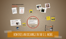 HOW DOES AN EXCHANGE IN THE U.S. WORK
