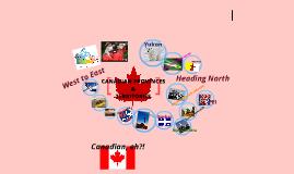 Copy of Canadian Provinces