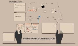 EVENT SAMPLE OBSERVATION