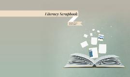 Literacy Scrap book