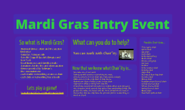 Mardi Gras Entry Doc
