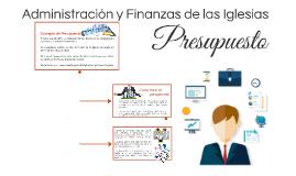 Administración y Finanzas de las Iglesias