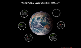 World Politics Lecture 13 Feminist IR Theory