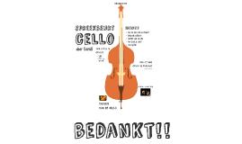 Spreekbeurt Cello