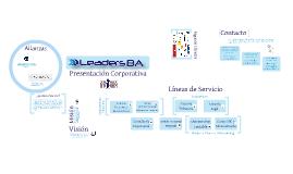16Presentación Corporativa -Leaders BA (Blanco)