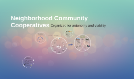 Neighborhood Community Cooperatives 2.0