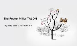 Foster-Miller EOD/IED TALON
