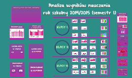 sem 2014/2015