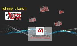 FUNDAMENTOS DE SISTEMAS DE INFORMAÇÃOJohnny`s Lunch