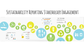 Sustainability Reporting Stakeholder Engagement
