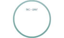IAC - GAAF
