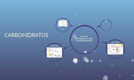 CICLOS METABOLICOS DE CARBOHIDRATOS