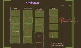 Modulplan