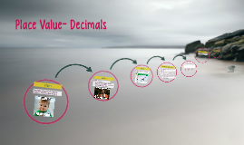 Place Value- Decimals