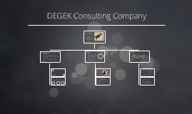 DEGEK Consulting Company