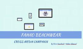 FAHAO BEACHWEAR
