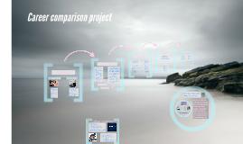 Career comparison project
