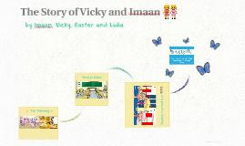 The Story of Vicky and Imaan