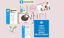 Speed Recruitment 2018   Procedimentos
